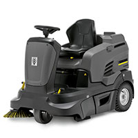 karcher veegmachine KM90